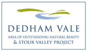 Dedham Vale Area of Outstanding Natural Beauty and Stour Valley Project logo