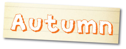 Heading for Autumn page on Suffolk's Fab40 Adventures