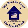 Brecks Trail waymarker disc